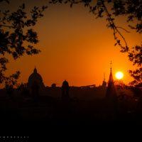 Roma, Tramonto